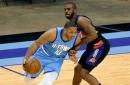 Phoenix Suns vs. Houston Rockets game photos