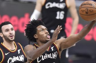 Sexton scores career-high 42 points to lift Cavaliers to 147-135 win over Nets in 2OT