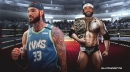 Mavs' Willie Cauley-Stein earns WWE-inspired recognition after win vs. Pacers