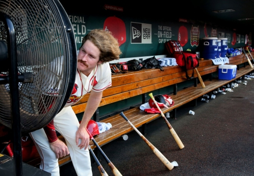Hochman: Cardinals' Mikolas 'feels good' — and that's good, because club needs him to eat innings
