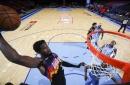 Final Score: Ayton has monster night, Suns defeat Rockets 109-106