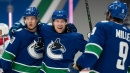 Canucks squeak past Canadiens in shootout thriller