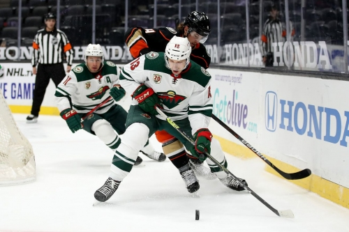 Recap: Wild end power play scoreless streak in win over Ducks