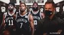 Kevin Durant-James Harden-Kyrie Irving Big 3 debut draws concerns from Nets coach Steve Nash