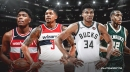 Bucks-Wizards game postponed due to Health and Safety Protocols