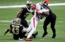 Saints free agents Terry Fontenot might prioritize for the Falcons this offseason