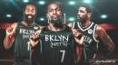 Nets' Kevin Durant gives honest take on Big 3 debut with James Harden, Kyrie Irving