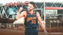 Stephen Curry digs 'vibe' of Warriors' Oakland jerseys