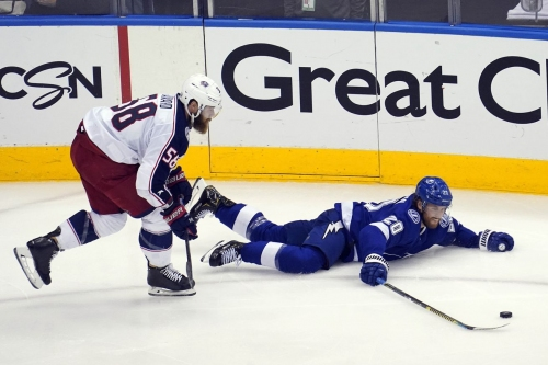 Game #5 Preview: Blue Jackets take on Tampa Bay in first home game of the season