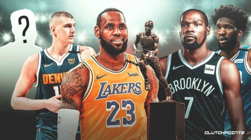 Magic Johnson lists his 5 MVP candidates with a surprise rival making the cut