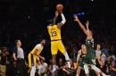 Bucks vs. Lakers Preview: Heavyweights Square off In Milwaukee