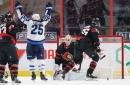 Game 4 Hub: Senators versus Jets