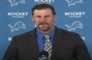 New Detroit Lions coach Dan Campbell had the most epic introductory news conference ever