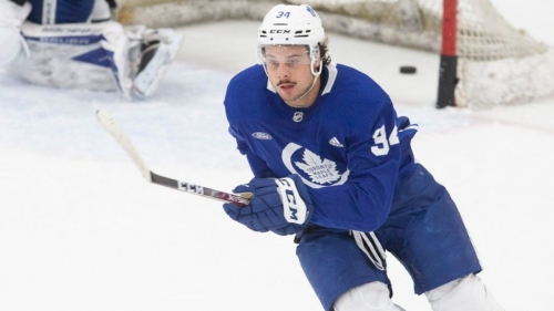 Leafs bit hard by Injury bug with Thornton and possibly Matthews