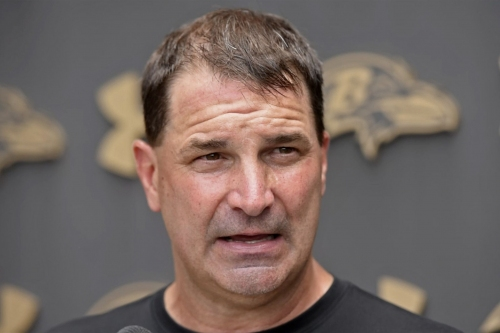 Ravens DL coach Joe Cullen to join Jaguars as defensive coordinator, per reports