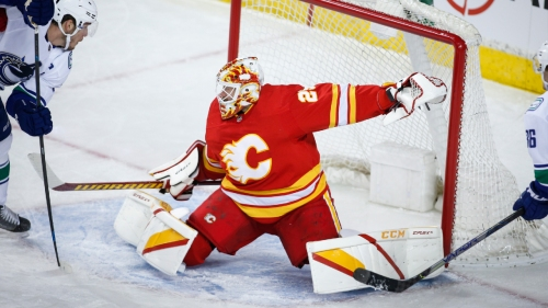 What we've learned about the Flames so far this season