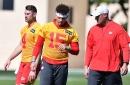 Chiefs vs. Bills Thursday injury report: Patrick Mahomes limited again