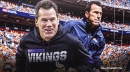 Vikings' Gary Kubiak retiring after spending 36 years in NFL