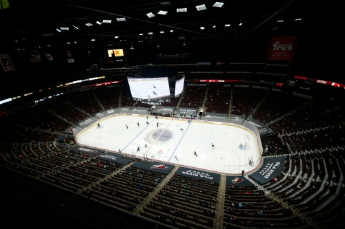 Arizona Coyotes CEO Xavier Gutierrez: Allowing fans is about reconnecting team, community