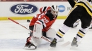 Devils' Blackwood, Red Wings' Gagner added to NHL's COVID-19 list