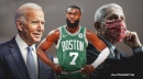 Browns' Jaylen Brown unloads on people overlooking COVID-19 safety after Joe Biden's inauguration