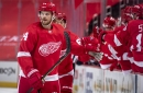Red Wings place Sam Gagner, Jon Merrill on COVID-19 protocol list