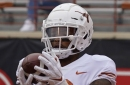 Texas WR Tarik Black signs with agent, will declare for 2021 NFL Draft