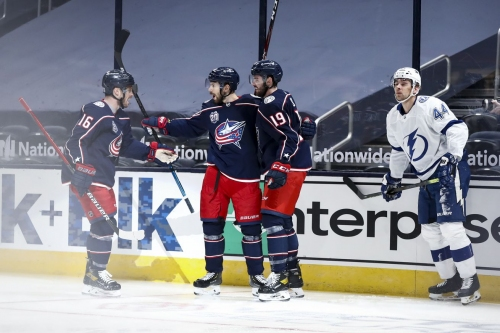 Korpi-solid, offense eh, Dubois benched in loss
