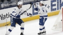 Point scores in overtime to push Lightning over Blue Jackets