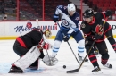 Sens Drop Third Straight, 4-1 to Jets