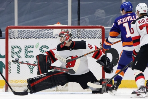 Sloppy Play and Penalty Kill Struggles Lead to 4-1 Devils Loss
