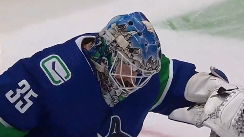 Canadiens score two goals in nine seconds against Canucks