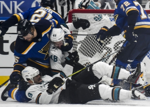 BenFred: I love the way the Blues lose, but they should not make a habit of it