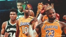LeBron James' performance vs. Bucks inspires perfect hashtag from Jared Dudley