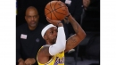 Lakers' Kentavious Caldwell-Pope has been steady shooting hand