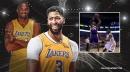 Anthony Davis' favorite Kobe Bryant moment involves an epic left-handed fadeaway