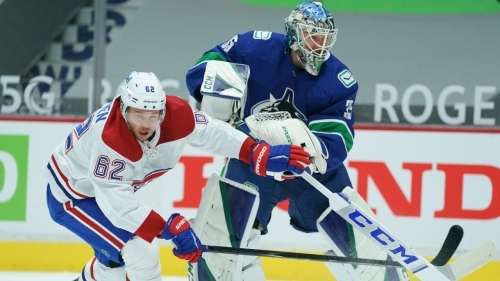 Canucks look like a team in serious trouble after loss to Canadiens