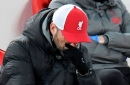 Manchester United fans taunt Jurgen Klopp after Liverpool's loss to Burnley