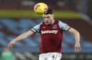 Manchester City, Liverpool, Manchester United 'join Chelsea in race for Declan Rice'