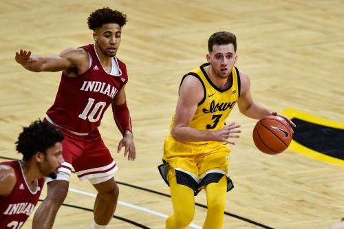 Thursday Big Ten Recap: Indiana Upsets Iowa