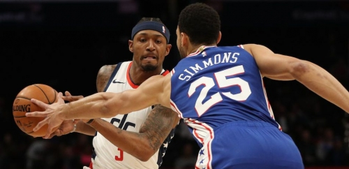 NBA Rumors: Bradley Beal & Kyle Lowry To Sixers, Ben Simmons To Wizards Proposed In New Three-Way Trade Idea