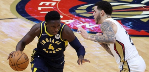 NBA Trade Rumors: Pelicans Could Acquire Victor Oladipo For Lonzo Ball, JJ Redick, And First-Round Pick