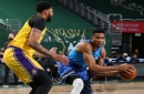 Lakers News: LeBron James, Anthony Davis Deny Added Motivation Playing Giannis Antetokounmpo