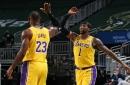 Lakers Highlights: LeBron James, Kentavious Caldwell-Pope Overwhelm Bucks
