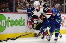 Arizona Coyotes' Victor Soderstrom set for NHL debut Friday night against Vegas