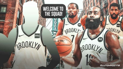 Nets' first signing in Kevin Durant-Kyrie Irving-James Harden Big 3 era
