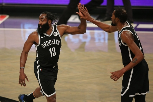 SB Nation Reacts: James Harden and the Nets