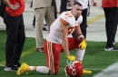 Travis Kelce '2.0' continues to impress fans — and teammates