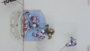 Rangers' Lindgren accidentally shovels puck into his own net with glove