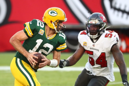 Buccaneers at Packers: NFC Championship Final Injury Report